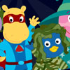 Backyardigans Trick-or-Treat Dress-Up