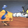 Tom and Jerry Sliding Puzzle